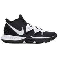 Nike Kyrie 5 - Men's -  Kyrie Irving - Black / White