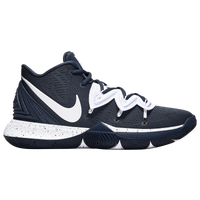 Nike Kyrie 5 - Men's -  Kyrie Irving - Navy / White