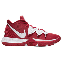 Nike Kyrie 5 - Men's -  Kyrie Irving - Red / White