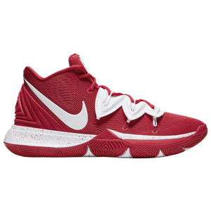 Nike Kyrie 5 - Men's - Irving, Kyrie - University Red/White