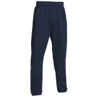 Under Armour Team Double Threat Fleece Pants - Men's - Navy / Navy