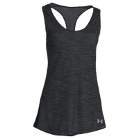 Under Armour Team Stadium Tank - Women's - Black / Grey