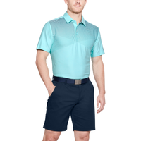 Under Armour Showdown Golf Shorts - Men's - Navy / Grey