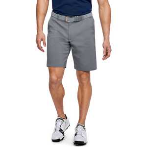 Under Armour Showdown Golf Shorts - Men's - Zinc Gray/Steel Medium Heather/Zinc Gray