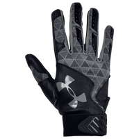 Under Armour Radar Fastpitch Batting Gloves - Women's - Black / Grey
