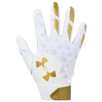 Under Armour Radar Fastpitch Batting Gloves - Women's - White