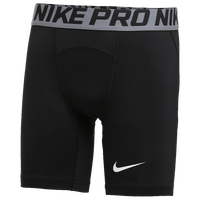 Nike Team Pro Shorts - Boys' Grade School - Black