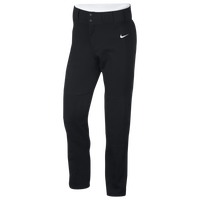 Nike Core Baseball Pants - Men's - Black / White