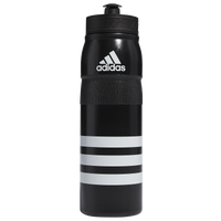 adidas Stadium Plastic Water Bottle - Black