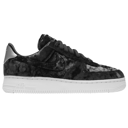 nike air force 1 black suede gum lowes