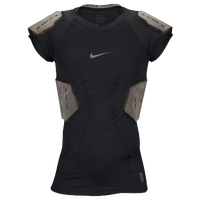 Nike Hyperstrong Sleeveless Core 4-Pad Top - Men's - Black / Grey