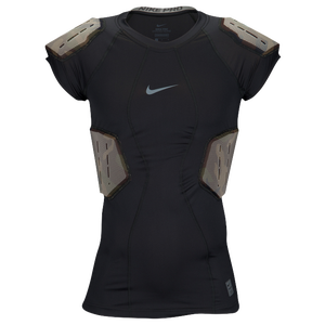 Nike Hyperstrong Sleeveless Core 4-Pad Top - Men's - Black/Dark Grey/Camo