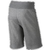 50989777e5b Jordan Fleece Shorts - Men's - Grey / Grey