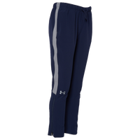 Under Armour Team Squad Woven Pants - Girls' Grade School - Navy