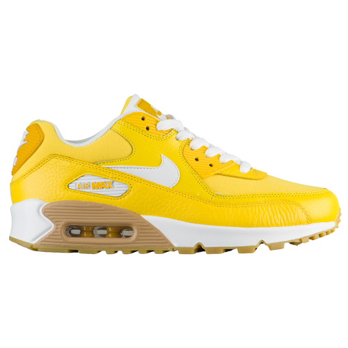 c030a61fc6 Nike Air Max 90 - Women's - Casual - Shoes - Tour Yellow/White/Gum ...