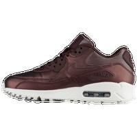 d538685f6b Nike Air Max 90 - Women's - Maroon / White