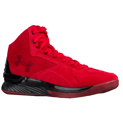 Under Armour Curry 1 Lux Mid - Men\u0027s - Stephen Curry - Red / Black