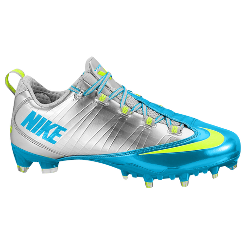 Nike Zoom Vapor Carbon Fly 2 TD - Men's - Football - Shoes - Metallic  Silver/Volt/Neo Turquoise