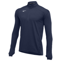 Nike Team Dry Element 1/2 Zip Top - Men's - Navy / Navy