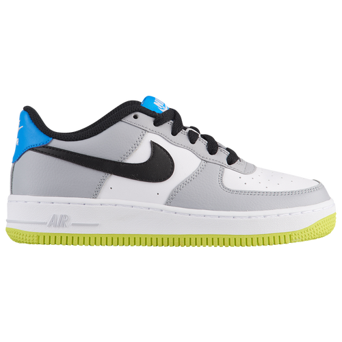 6349978ec Nike Air Force 1 Low - Boys' Grade School - Casual - Shoes - Wolf ...