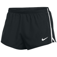 "Nike Team Dry 2"" Shorts - Men's - Black / White"