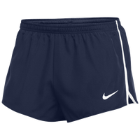 "Nike Team Dry 2"" Shorts - Men's - Navy / White"