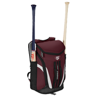 Louisville Slugger Select Stick Pack - Maroon / White