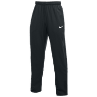 Nike Team Dry Pants - Men's - Black / Black
