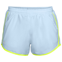 Under Armour HeatGear Fly By Run Shorts - Women's - Light Blue
