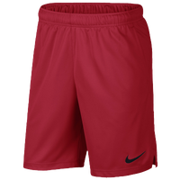 Nike Epic Training Shorts - Men's - Red / Red