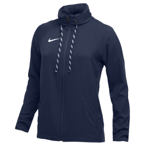 Nike Team Dry Jacket - Women's - Navy/White