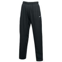 Nike Team Dry Pants - Women's - All Black / Black