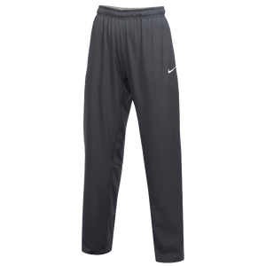 Nike Team Dry Pants - Women's - Anthracite/White