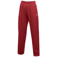 Nike Team Dry Pants - Women's - Red / Red