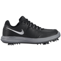 Nike Air Zoom Accurate Golf Shoes - Women's - Black / Silver