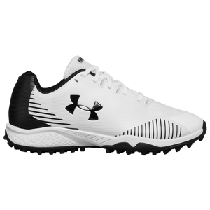 Under Armour Womens Lacrosse Finisher Turf - Women's - White/Black