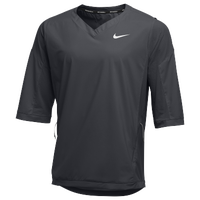 Nike Team 3/4 Hot Jacket - Men's - Grey / Grey