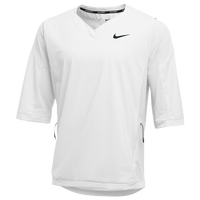 Nike Team 3/4 Hot Jacket - Men's - All White / White