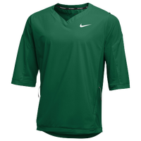 Nike Team 3/4 Hot Jacket - Men's - Dark Green / Dark Green