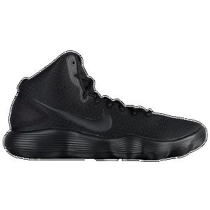 248512ab7a3f Nike React Hyperdunk 2017 Mid - Men s - Basketball - Shoes - Dark Grey Black  Bright Crimson Pure Platinum
