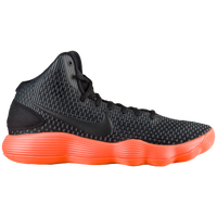 7b22d357fca4 Nike React Hyperdunk 2017 Mid - Men s - Black   Orange