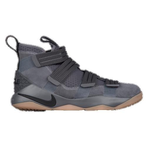 681ab280d0fc0c ... Grey Navy PE Nike LeBron Soldier 11 SFG - Mens - Basketball - Shoes -  James