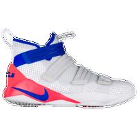 f6235da33467 Nike LeBron Soldier 11 SFG - Men s - Lebron James - White   Blue