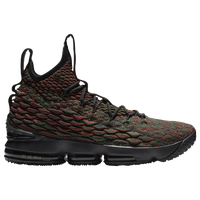 0f6eed03c59cc Nike LeBron 15 - Men s - Lebron James - Black   Red