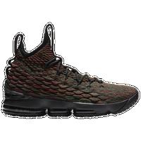 0f6eed03c59cc Nike LeBron 15 - Men s - Lebron James - Black   Red