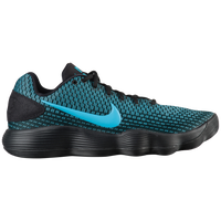 promo code 1e17b 95762 Nike React Hyperdunk 2017 Low - Men s - Black   Light Blue