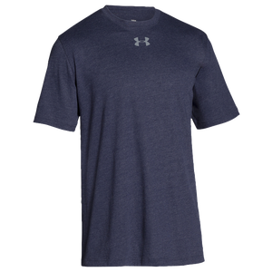 Under Armour Team Stadium S/S T-Shirt - Men's - Midnight Navy/Steel
