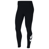 Nike Leg-A-See High Waisted Leggings - Women's - Black