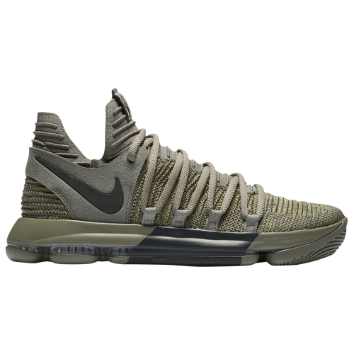 Nike KD X Men's Basketball Shoes Durant, Kevin Wolf Grey