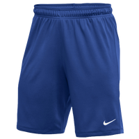 Nike Team Park Dry II Shorts - Men's - Blue / White